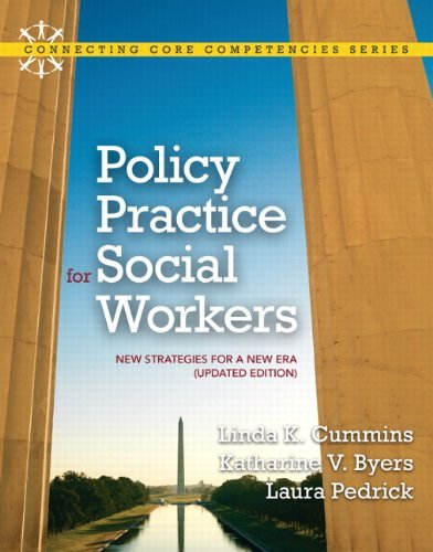By Linda K. Cummins - Policy Practice for Social Workers: New Strategies for a New Era (Updated Edition)