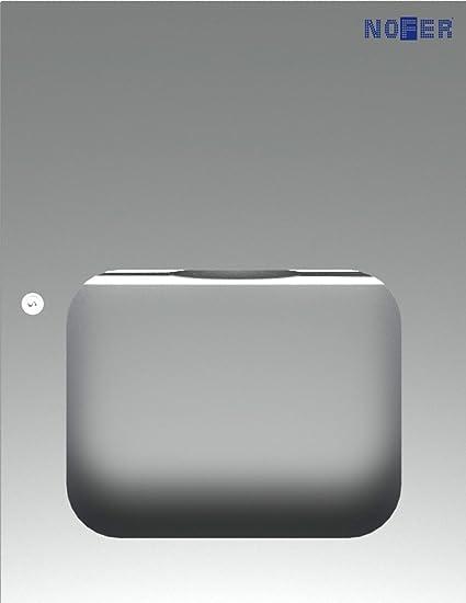 p.s dispensador de servilletas de Papel Acero Inoxidable Empotrado Plata 46 x 13
