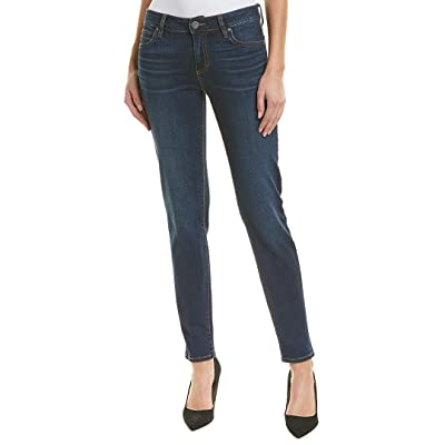 KUT from The Kloth Dianna Skinny Jeans in Edify Edify/Dark Stone Base Wash 2 at Women's Jeans store