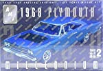 AMT 1968 Plymouth Belvedere Year 2000 Millennium Special Edition 1:25 Scale Model Kit from AMT