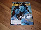 Entertainment Weekly, January 22, 2010-AVATAR-Exclusive. The secrets of Avatar. James Cameron on the sequel, 3-D worlds, deleted scenes, topping Titanic and more.