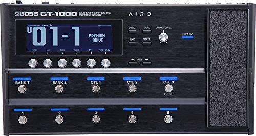 [해외] BOSS/GT-1000 Guitar Effects Processor 보스 멀티 이펙터