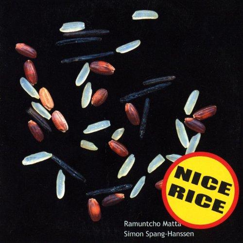 Nice Rice (BlackDisc) by Simon Spang Hanssen Ramuntcho