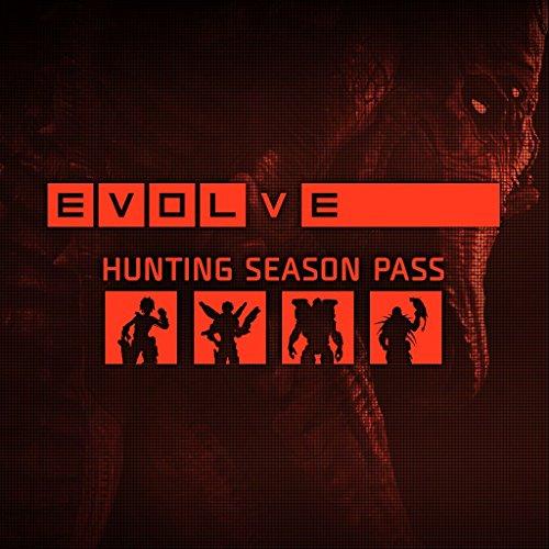Evolve Hunting Season Pass  - PS4 [Digital Code]