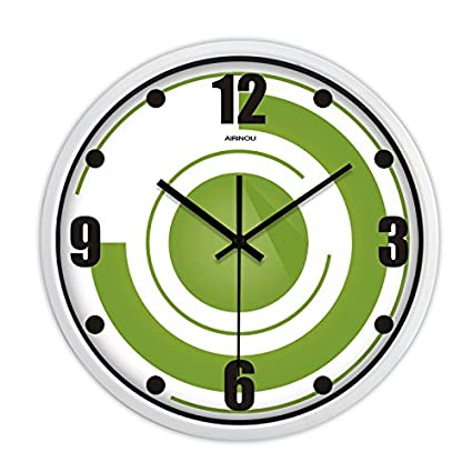 Reloj de pared relojes personalizados salón moderno dormitorio silencio creativo restaurante minimalista reloj reloj de cuarzo