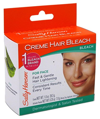 Jolen Creme - Sally Hansen Creme Hair Bleach For Face (2 Pack)