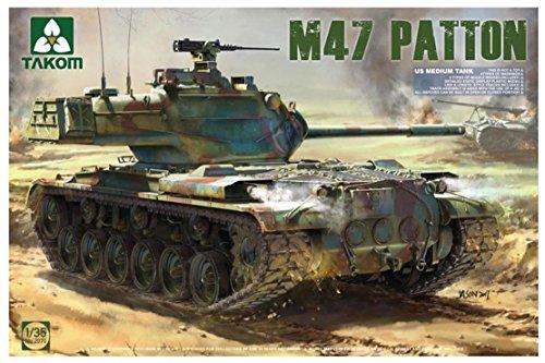 M47 tank model
