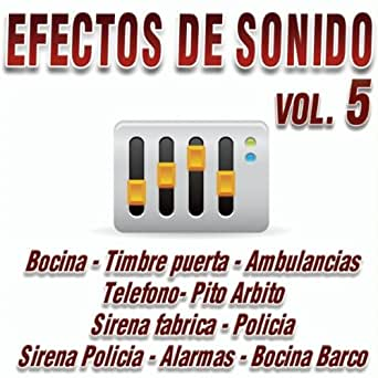 Sirena Fabrica Alarma by Effects Sound D.J. on Amazon Music ...