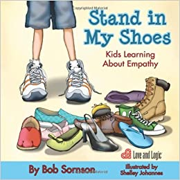 Image result for stand in my shoes book