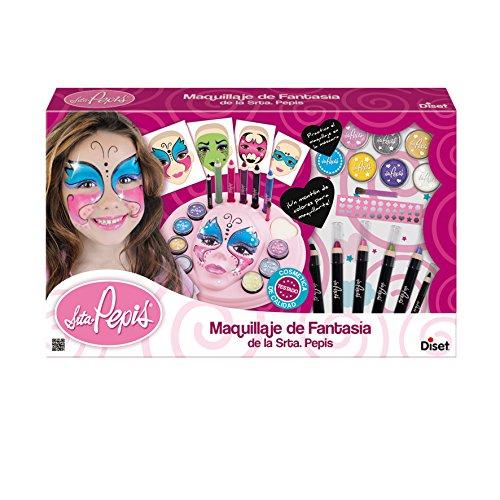 Srita. Pepis - Maquillaje de fantasía (Diset 46658): Amazon.es: Juguetes y juegos