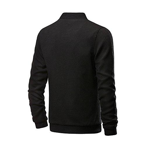 4xl Collare black Gli Uomini Giacca Casualmente Xl Una Sono nXw0Rxgpq8