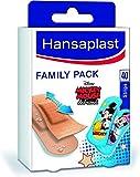 Hansaplast Family Pack Plasters - 40 Units