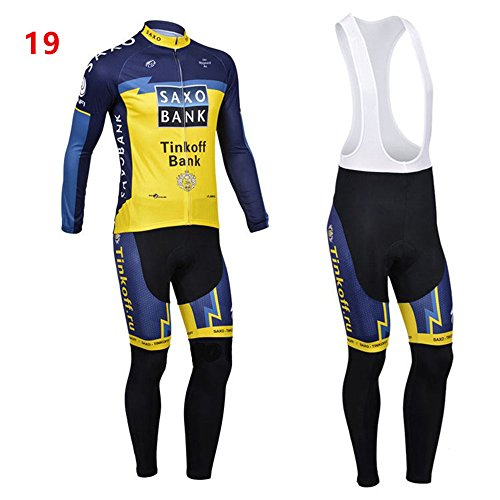 Pad Longues En Hommes Cuissard Air Manches Plein 3xl À Et Cyclisme Jersey Gel Logas Taille 19 Set S Sports sQrCthd