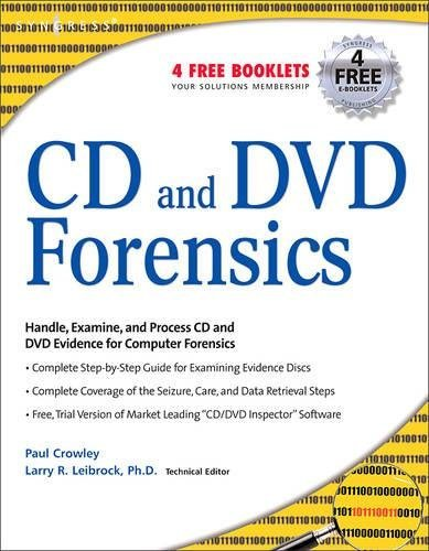 CD and DVD Forensics (English Edition)