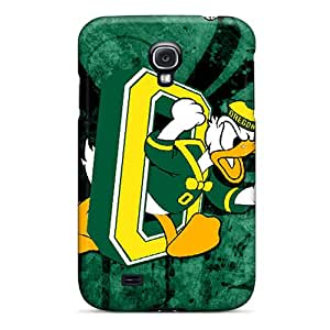 Samsung Galaxy S4 Ngi17905ZyGy Support Personal Customs Realistic Oregon Ducks Pattern Protective Cell-phone Hard Cover -JasonPelletier