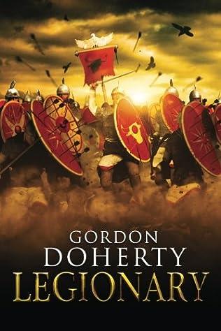 book cover of Legionary