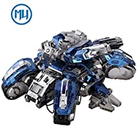 2017 MU 3D Metal Puzzle Siege Edition Tank Model YM-N025-D DIY 3D Laser Cut Assemble Jigsaw Toys For Audit