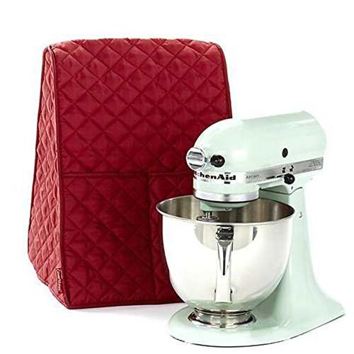 77A Stand Mixer Cover with Organizer Bag for Kitchenaid Mixer