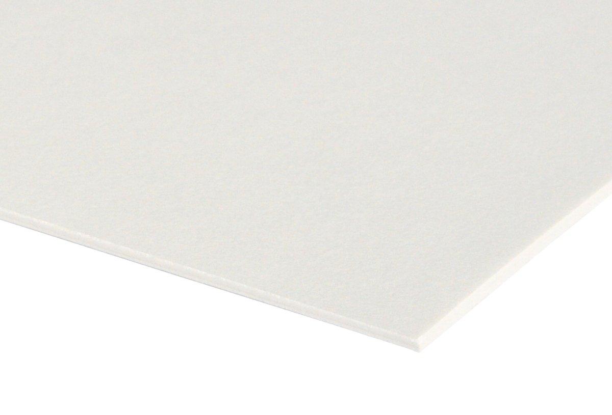 Crescent Premium Cold Press Watercolor Board, 20 x 30 Inches, White, Case of 5
