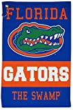 WinCraft NCAA Florida Gators Sport Towel with Metal Grommet and Hook, 16x25 inches