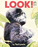 Look!, Ted Lewin, 0823430596