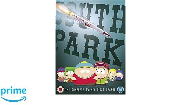 South Park: Season 21 Set 3 Dvd Edizione: Regno Unito Italia ...