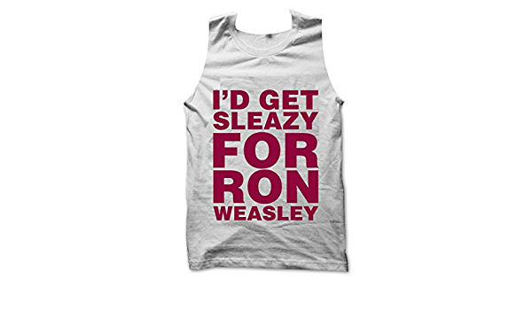 Clique Clothing ID Get Sleazy - Chaleco para Ron Weasley ...