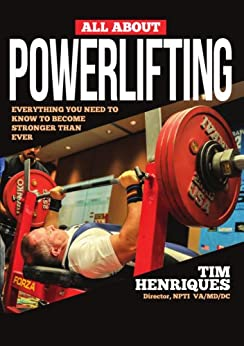 All About Powerlifting by [Henriques, Tim]