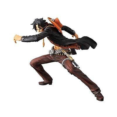 Banpresto Boys One Piece Artist Life Portgas D Ace Action Figure (Special Color Version): Toys & Games
