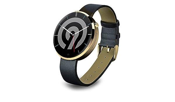 NINETEC Smart9 SmartWatch G2 para Android y iOS de Apple con el ...
