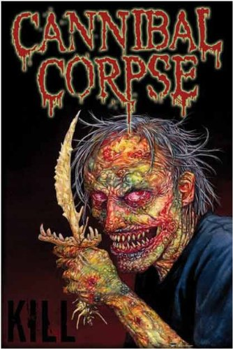 Cannibal Corpse Poster Death Metal Rare Hot New