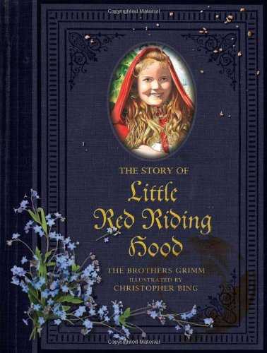 The Story of Little Red Riding Hood: (Kids Book for Red Riding Hood, Little Classic Tales) (Little Red Riding Hood Story For Kids)