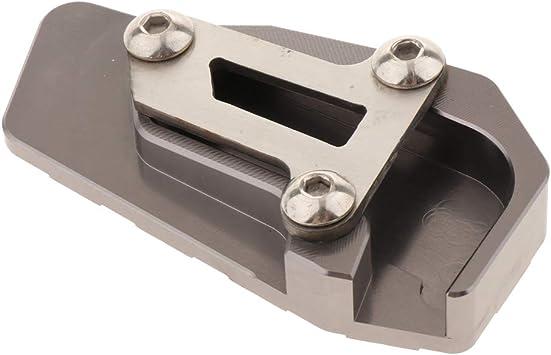 H Hilabee Fuß Verbreiterung Bremshebel Pedal Verlängerungspad Extension Pad Für Bmw S1000xr 2015 2018 Auto