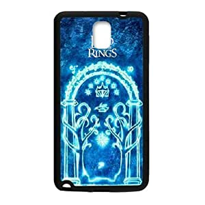 Zyhome Galaxy Note 3 Funny The Lord of the Rings Game Door Gateway Case Cover for Samsung Galaxy Note 3 (Laser Technology)