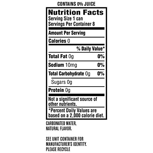 Large Product Image of bubly Sparkling Water, Orange, 12 ounce Cans(Pack of 8)