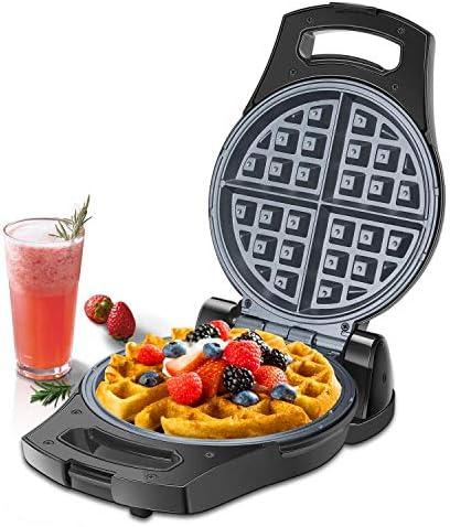 Flip Belgian Waffle Maker, 900 Watts Ele