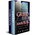 Greed and Ambition: A Female Private Investigator Mystery series (The Charity Deacon Investigations Book 6)