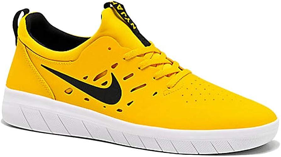 Nike SB Nyjah Free (Amarillo/Black