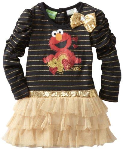 Sesame Street Girls Elmo Dress