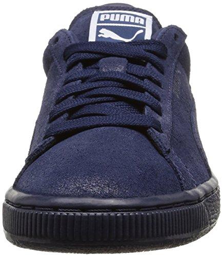Puma - R698 Athletic - Sneakers Uomo. Azul - Bleu (Peacoat/Peacoat)