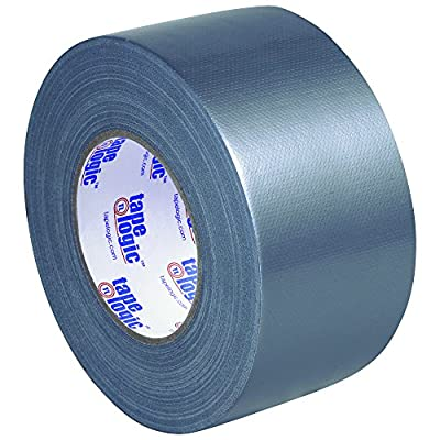 "BOX USA BT98885S Silver Tape Logic Duct Tape, 9 mil, 3"" x 60 yd. (Pack of 16) by BOX USA"
