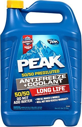 PEAK PRAB53-3PK Long Life Anti-Freeze 128. Fluid_Ounces, 3 Pack
