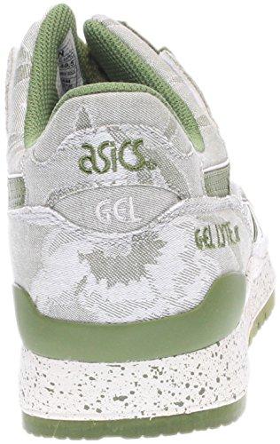 Asics Uomo Gel-lyte Iii Scarpa Da Corsa Verde Cedro / Verde Cedro