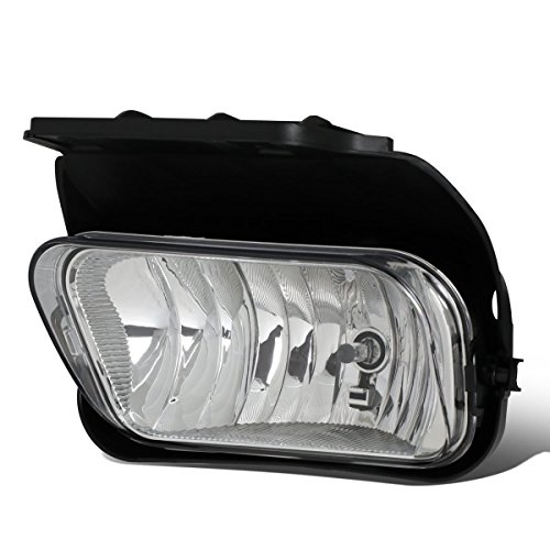 For 04-07 Chevy Silverado OE Style Front Driving Fog Light/Lamp (Left/LH/Driver) ()