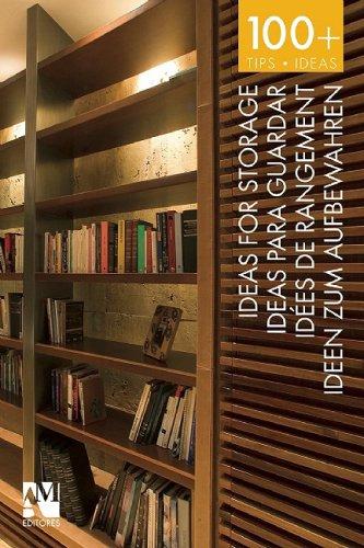Descargar Libro 100+ Tips And Ideas: Ideas For Storage De Fernando Fernando De Haro