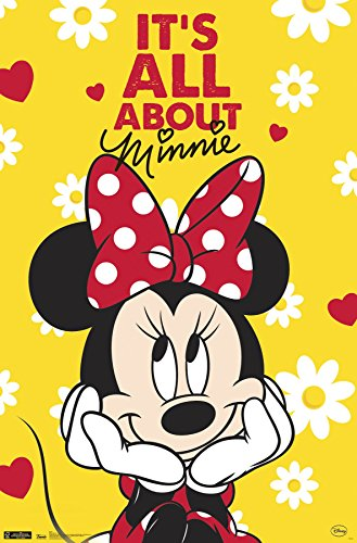 (Trends International Minnie Mouse Classic Wall Poster 22.375