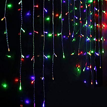 Amazoncom Elefunlife Christmas Lights Outdoor Decoration 8 Modes