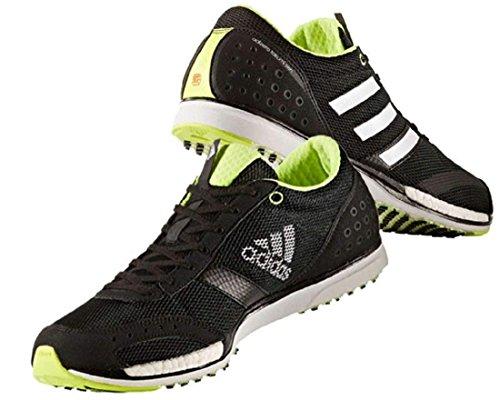 アディダス adidas ランニングシューズ 27.0cm アディゼロ タクミ セン ブースト 3 ADIZERO TAKUMI SEN BOOST 3 国内正規品 CG3053 コアブラック