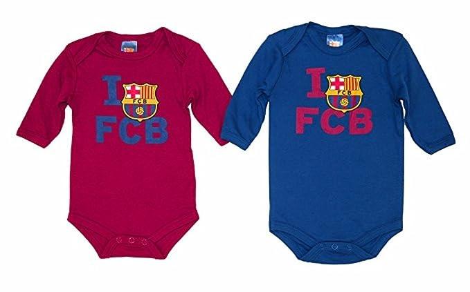 FCB F.C.Barcelona - Bodies Barça, Color Azul Y Granate ...