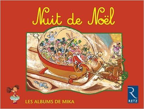 Mika Cp Serie 2 Album Nuit De Noël Collectif 9782725622132 Amazon
